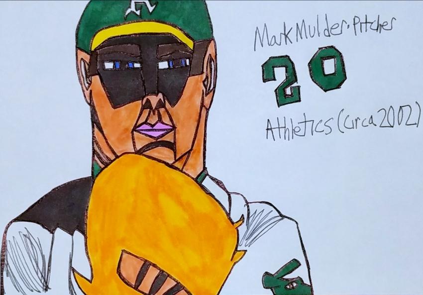 Mark Mulder par armattock